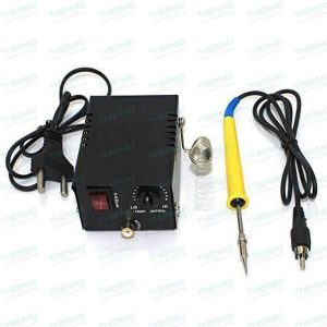 Regulated Micro Soldering Iron Station / Soldering Station with High-Low Adjustment