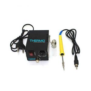 Solder with Power Supply