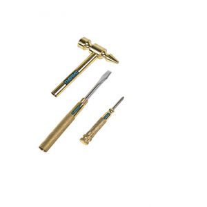 Brass with Screw Driver 4 in 1