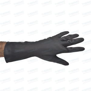 Surf Natural Rubber Thick Chlorinated Soft Hand Gloves, Flexible, Durable, Premium Non-Slip Grip Tapered for Snug fit