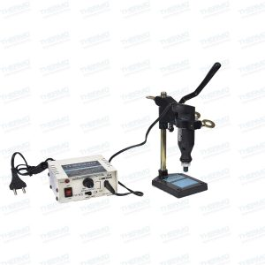 Mini Electric Drill Machine / Craft Machine With 12v Stabilized Power Box & Hand Machine Stand