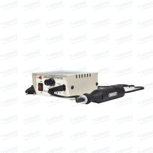 Mini Electric Drill Machine / Mini Craft Machine with 12v Stabilized Power Box with Speed & Direction Adjustment