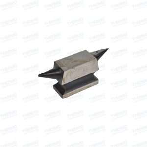 Solid Forged Steel Anvil Double Horn Useful for Jewelers / Metal Working / etc