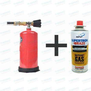 Portable Gas Torch Gun (Refillable)