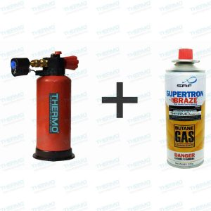 Portable Gas Torch Gun (refillable) with Ignition Switch