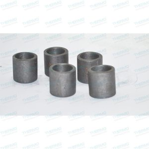 Thermo 25mm (od) x 25mm (h) (Pack of 6) Graphite Crucible for Casting, Melting, Refining, Gold, Silver, Copper, Aluminium,Brass, Led, Scrap, Etc