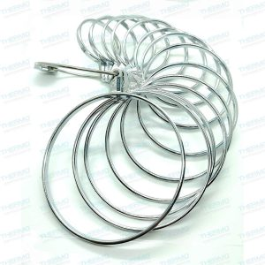 Handy Bangle Sizer Size (no.1 to 14) For Measuring Bangle Size (Made of Brass)