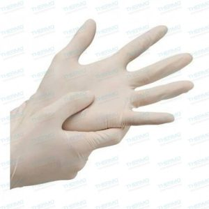 Nulife Sterile Latex Surgical Gloves – Made in Belgium