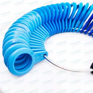 Handy Plastic Ring Sizer (no.1 to 36) For Measuring Ring Size